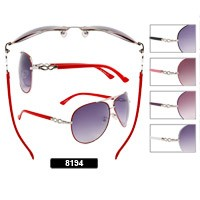 Wholesale Aviator Sunglasses 8194