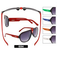 Wholesale Aviator Sunglasses 8204