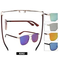 Retro Wholesale Women Sunglasses 8262