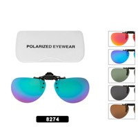 Wholesale Polarized Clip On Style 8274