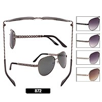Wholesale Aviator Sunglasses 872