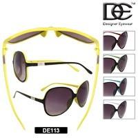 Wholesale DE Designer Eyewear  DE113