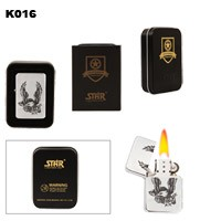 Eagle Brass Oil Lighter K016