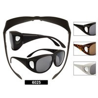 Wholesale Discount Sunglasses Over Glasses 6025