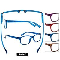 Wholesale Spring Hinges Reading Glasses R9067