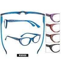 Wholesale Cat Eye Reading Glasses R9068