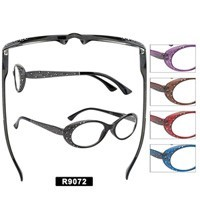Wholesale Faux Rhinestone Reading Glasses R9072