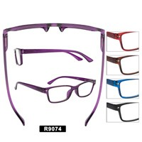 Wholesale Plastic Reading Glasses R9074