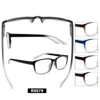 Wholesale Plastic Reading Glasses R9079