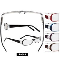 Wholesale Reading Glasses Spring Hinges R9083