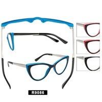 Wholesale Cat Eye Readers R9086