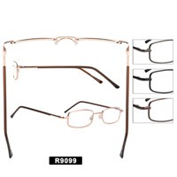 Wholesale Metal Reading Glasses R9099