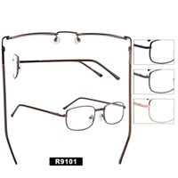 Wholesale Reading Glasses Spring Hinges R9101