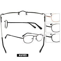 Wholesale Reading Glasses Spring Hinges R9103