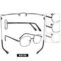 Wholesale Metal Reading Glasses R9105