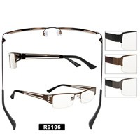 Wholesale Metal Reading Glasses R9106