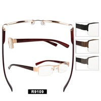 Wholesale Reading Glasses Spring Hinges R9109