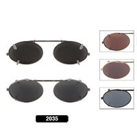 Wholesale Clip On Sunglasses 2035