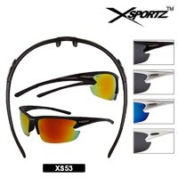 Xsportz Style Polarized Sunglasses XS53