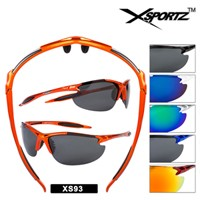 Xsportz Style Polarized Sunglasses XS93